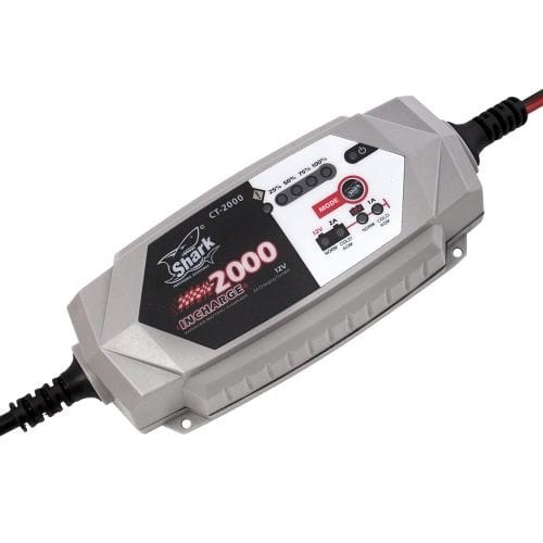 Incarcator baterie SHARK Battery Charger CT-2000 12V IP65 2A DC