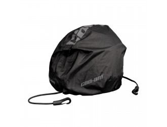 Can-am  Bombardier Integrated Helmet Bag for All Spyder F3 and RT models