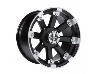 "Can-am  Bombardier Lockout 393 14 ""Rim by Vision * - Fata"